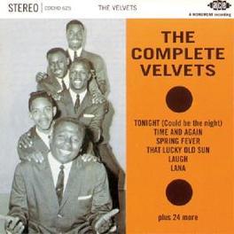COMPLETE VELVETS -30 TR.- Audio CD, VELVETS, CD