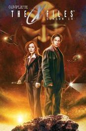 The X-Files: Complete Season 10 Volume 1 Graphic Novel