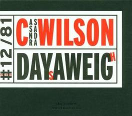 DAYS AWEIGH Audio CD, CASSANDRA WILSON, CD