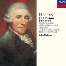 PIANO SONATAS MCCABE Audio CD, J. HAYDN, CD