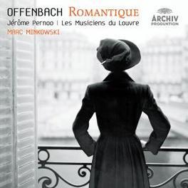 OFFENBACH ROMANTIQUE W/LES MUSICIENS DU LOUVRE, MARC MINKOWSKI Audio CD, J. OFFENBACH, CD