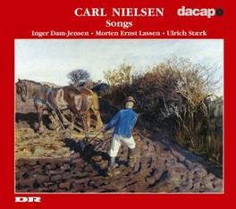 SONGS W/INGER DAM-JENSEN, MORTEN ERNST LASSEN, ULRI STAERK C. NIELSEN, CD