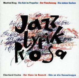 JAZZ LYRIK PROSA Audio CD, V/A, CD