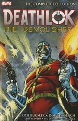 Deathlok The Demolisher:...