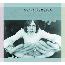 LA VIE ELECTRONIQUE 2 Audio CD, KLAUS SCHULZE, CD