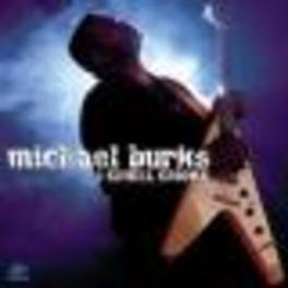 I SMELL SMOKE Audio CD, MICHAEL BURKS, CD