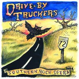SOUTHERN ROCK OPERA A CONCEPT ALBUM ABOUT LYNYRD SKYNYRD & THE NEW SOUTH Audio CD, DRIVE BY TRUCKERS, CD