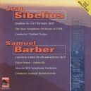 SYMPHONY NO.5 OP.82 W/VLADIMIR YESIPOV, STATE S.O. USSR,