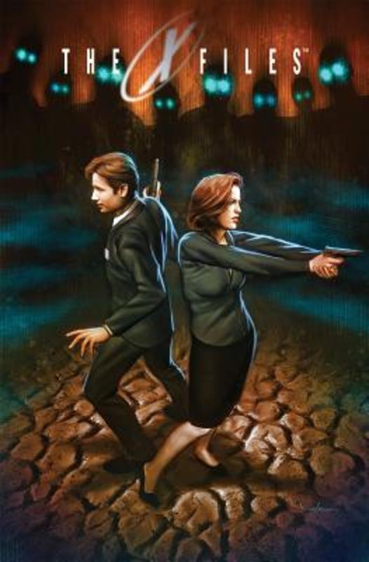 The X-Files: Season 10 Volume 1 Graphic Novel