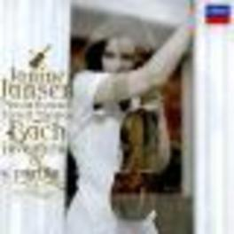 INVENTIONS & PARTITA WORKS BY BACH Audio CD, JANINE JANSEN, CD