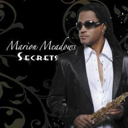 SECRETS Audio CD, MARION MEADOWS, CD