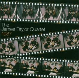 1987 Audio CD, TAYLOR, JAMES -QUARTET-, CD