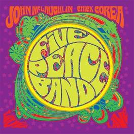 FIVE PEACE BAND LIVE JOHN MCLAUGHLIN Audio CD, CHICK/MCLAUGHLIN COREA, CD