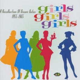 GIRLS! GIRLS! GIRLS!-28TR W/BOBBY DARIN/BEACH BOYS/NEIL SEDAKA/RAY CHARLES/A.O. Audio CD, V/A, CD