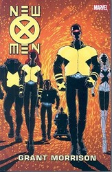 New X-men By Grant Morrison...