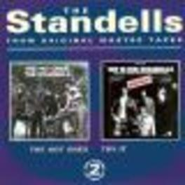 HOT ONES / TRY IT ONE OF THE GREATEST BAND OF THE 60'S Audio CD, STANDELLS, CD