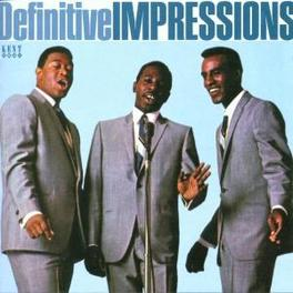 DEFINITIVE IMPRESSIONS 28 TRACKS - OVER 70 MIN. Audio CD, IMPRESSIONS, CD