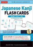 Japanese kanji flash cards...