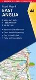 East Anglia Road Map