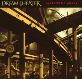 SYSTEMATIC CHAOS Audio CD, DREAM THEATER, CD