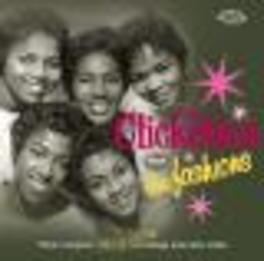 THEIR COMPLETE DICE RECOR ...RECORDINGS PLUS LATER SIDES Audio CD, CLICKETTES MEET FASHIONS, CD