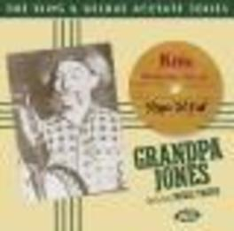 STEPPIN' OUT KIND -26TR- FIRST EVER UK CD ANTHOLOGY OF KING RECORDS Audio CD, GRANDPA JONES, CD
