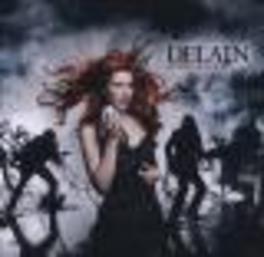 APRIL RAIN Audio CD, DELAIN, CD