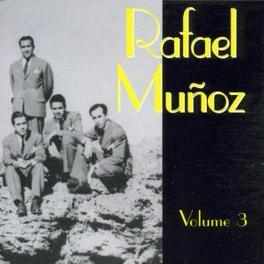 VOL.3 Audio CD, RAFAEL MUNOZ, CD