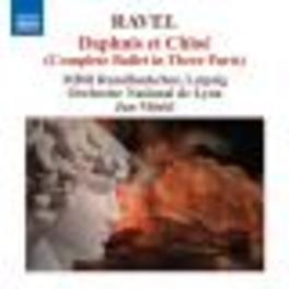 DAPHNIS ET CHLOE MDR RUNDFUNKCHOR/COMPLETE BALLET IN 3 PARTS Audio CD, M. RAVEL, CD