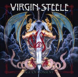AGE OF CONSENT VIRGIN STEELE, CD