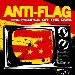 PEOPLE OR THE GUN ANTI-FLAG, Vinyl LP