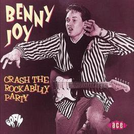 CRASH THE ROCKABILLY PART THE 'RAM' MASTERS Audio CD, BENNY JOY, CD