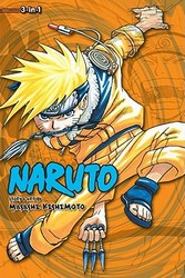 Naruto (3-in-1 Edition),...