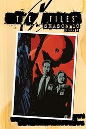 The X-Files: Season 10 Volume 4 Graphic Novel