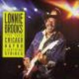 LIVE FROM CHICAGO -BAYOU Audio CD, LONNIE BROOKS, CD