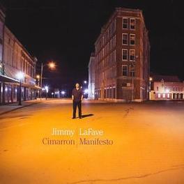 CIMARRON MANIFESTO Audio CD, JIMMY LAFAVE, CD