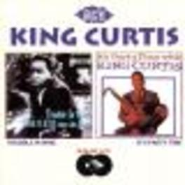 TROUBLE IN MIND/IT'S... ...PARTY TIME Audio CD, KING CURTIS, CD