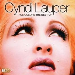 TRUE COLORS:THE BEST OF Audio CD, CYNDI LAUPER, CD