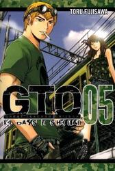 Gto: 14 Days In Shonan Vol. 5