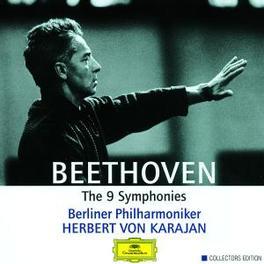SYMPHONIES BP/KARAJAN Audio CD, L. VON BEETHOVEN, CD