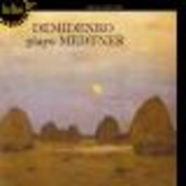 DEMIDENKO PLAYS MEDTNER NIKOLAI DEMIDENKO Audio CD, N. MEDTNER, CD