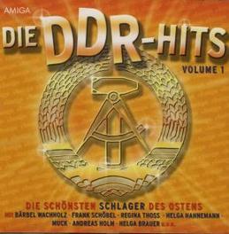 DIE DDR HITS Audio CD, V/A, CD