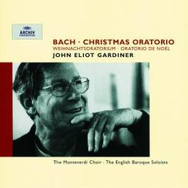 WEIHNACHTSORATORIUM -GARDINER Audio CD, J.S. BACH, CD