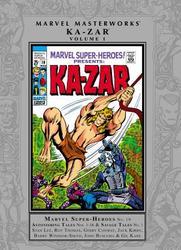 Marvel Masterworks: Ka-zar...