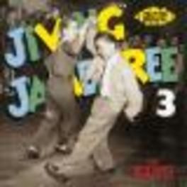 JIVING JAMBOREE 3 TR. FROM THE KING/FEDERAL VAULTS W/ BULLMOOSE JACKSON Audio CD, V/A, CD