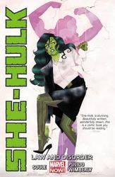 She-hulk Volume 1: Law And...