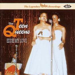 EDDIE MY LOVE 22 TRACKS INCL. ADVERTS Audio CD, TEEN QUEENS, CD