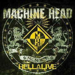 HELLALIVE Audio CD, MACHINE HEAD, CD