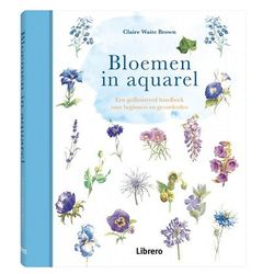 Bloemen in aquarel RB (2020...