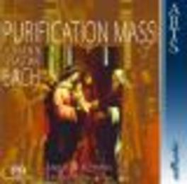 PURIFICATION MASS LA TEMPESTA EARLY MUSIC ENSEMBLE Audio CD, J.S. BACH, CD